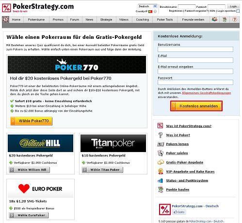 kostenloses online poker
