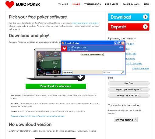 poker spielen ohne download